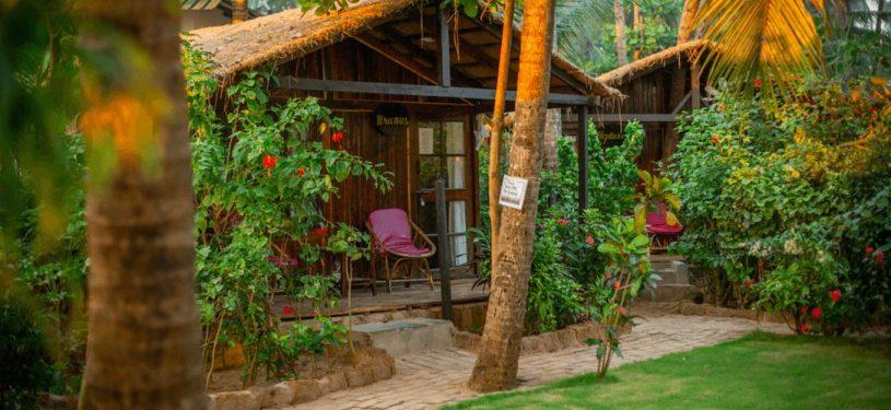 Ciarans Jungle huts palolem Goa